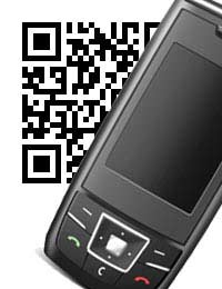 Mobile Phones And New Barcode Technology